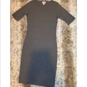 LuLaRoe   Julia Grey Dress